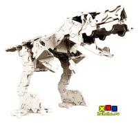 Конструктор LaQ Скелеты динозавров