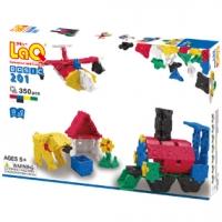 Конструктор LaQ Базовый набор 201