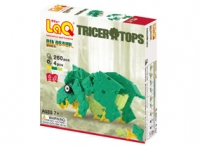 Конструктор LaQ Dinosaur World Triceratops
