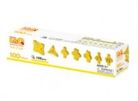 Конструктор LaQ Free Style 100 желтый