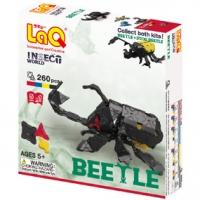 Конструктор LaQ мир насекомых - жук
