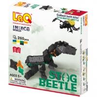 Конструктор LaQ мир насекомых - жук олень