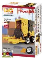 Конструктор LaQ «Погрузчик» (Mini Forklift)
