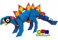 Конструктор LaQ Stegosaurus